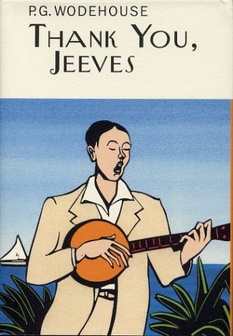 Thank You, Jeeves  N/A edition cover