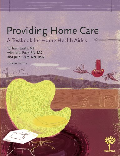 PROVIDING HOME CARE            N/A edition cover