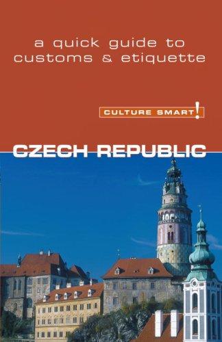 Czech Republic - Culture Smart! A Quick Guide to Customs and Etiquette N/A edition cover