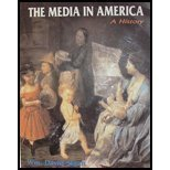 The Media in America: A History  2008 edition cover