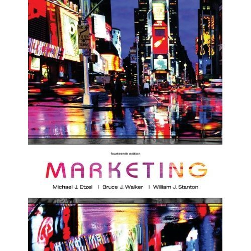 Marketing 4th 2007 edition cover