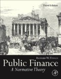 Public Finance A Normative Theory 3rd 2014 edition cover