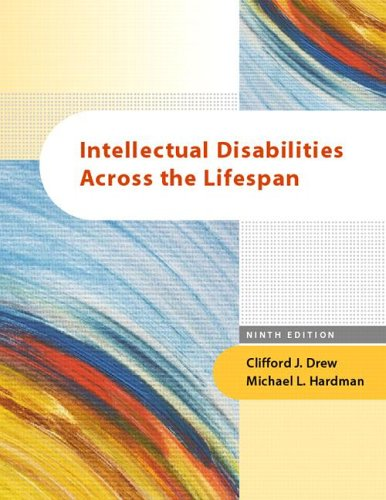 Intellectual Disabilities Across the Lifespan  9th 2007 (Revised) edition cover