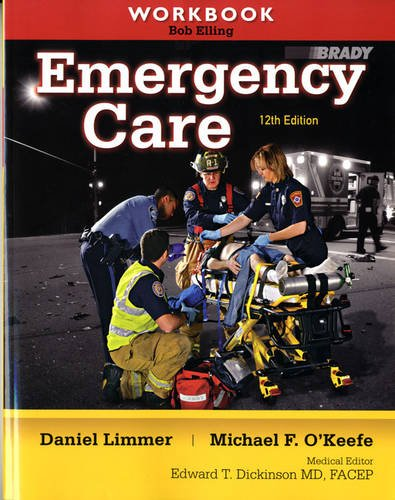 Workbook for Emergency Care  12th 2012 edition cover