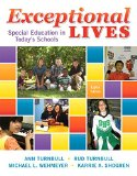 Exceptional Lives Special Education in Today's Schools, Enhanced Pearson EText with Loose-Leaf Version -- Access Card Package 8th 2016 9780133589344 Front Cover