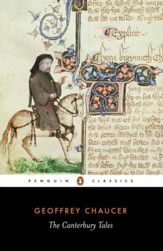 Canterbury Tales   2005 edition cover