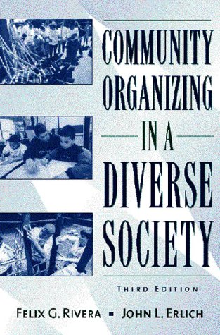 Community Organizing in a Diverse Society  3rd 1998 (Revised) edition cover