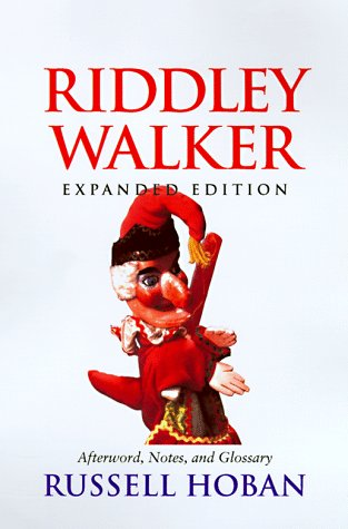 Riddley Walker  Expanded edition cover