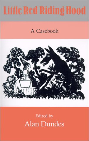 Little Red Riding Hood A Casebook  1989 edition cover