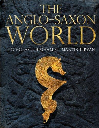Anglo-Saxon World   2013 edition cover