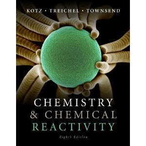 CHEMISTRY+CHEMICAL REACTIVITY  N/A edition cover