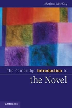Cambridge Introduction to the Novel   2010 edition cover