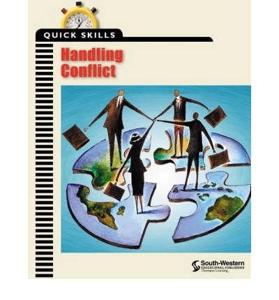 Quick Skills: Handling Conflict Package of 15 Learner Guides  2001 9780538698344 Front Cover