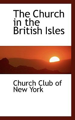 The Church in the British Isles:   2008 edition cover