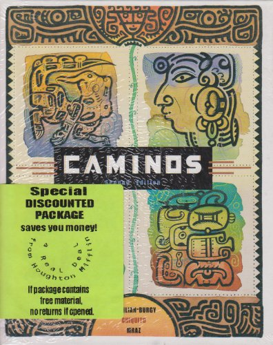 Caminos 2nd 2002 9780618143344 Front Cover
