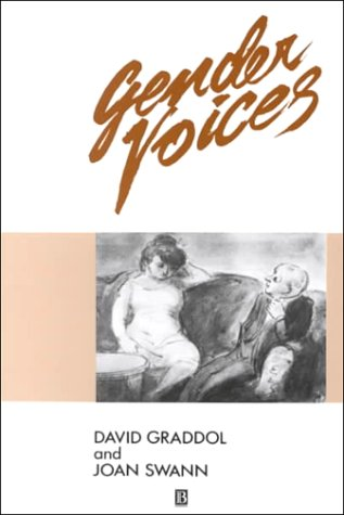 Gender Voices   1989 edition cover