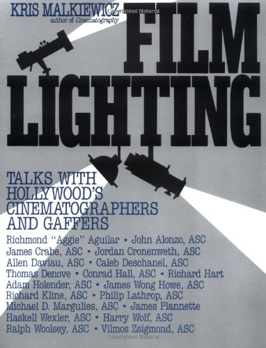 Film Lighting 1st 1986 edition cover