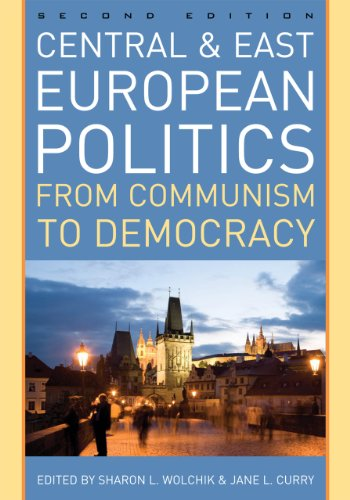 Central and East European Politics From Communism to Democracy 2nd 2011 edition cover