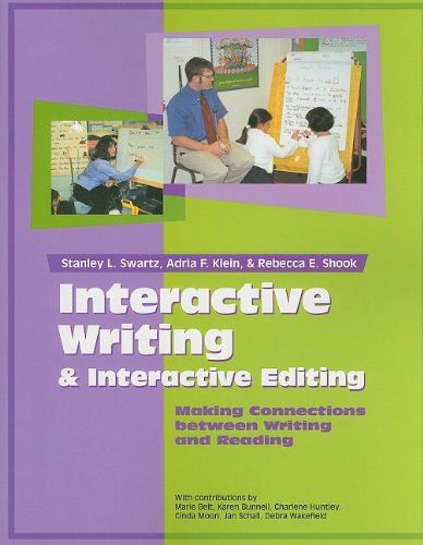 Interactive Writing & Editing  N/A edition cover