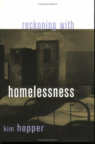 Reckoning with Homelessness   2002 edition cover