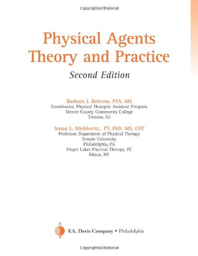Physical Agents Theory and Practice 2nd 2005 (Revised) edition cover