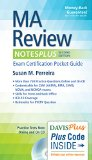 MA Review NotesPlus Exam Certification Pocket Guide 2nd 2015 (Revised) edition cover