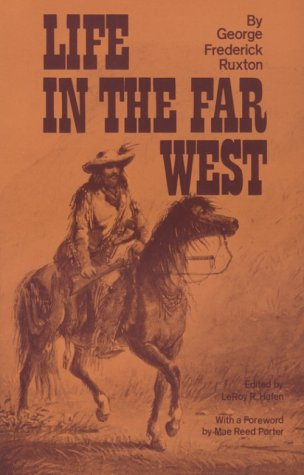 Life in the Far West  N/A edition cover