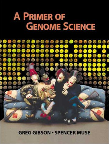 Primer of Genome Science   2002 edition cover