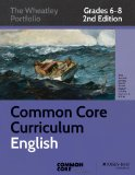 English, Grades 6-8  2nd 2014 edition cover
