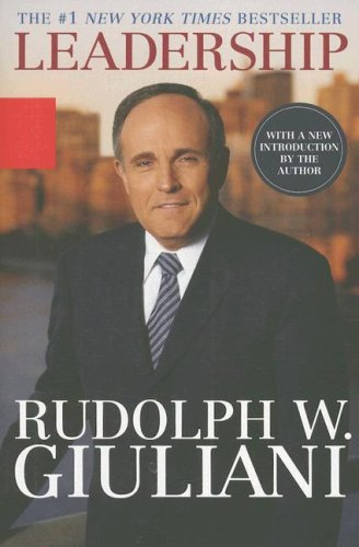 Leadership  Revised edition cover