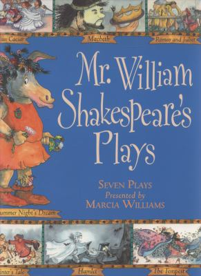 Mr William Shakespeare's Plays  2009 9781406323344 Front Cover