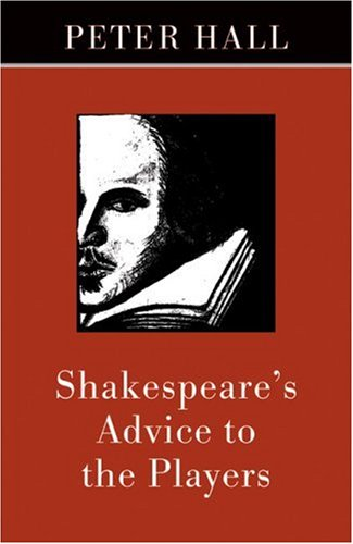 Shakespeare's Advice to the Players   2003 edition cover