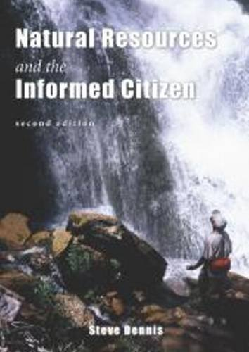 Natural Resources & the Informed Citizen:   2012 edition cover