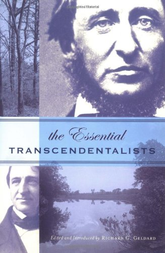 Essential Transcendentalists   2005 edition cover