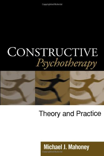 Constructive Psychotherapy Theory and Practice  2003 edition cover
