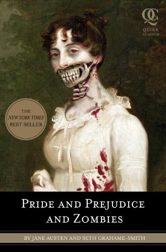 Pride and Prejudice and Zombies   2009 edition cover
