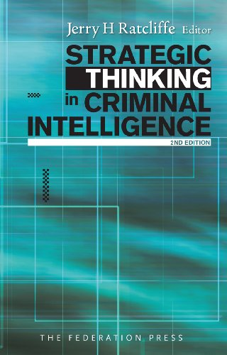 Strategic Thinking in Criminal Intelligence  2nd 2009 edition cover