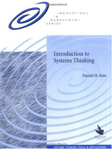 Introduction to Systems Thinking 1st 1999 edition cover