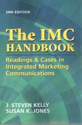 IMC Handbook Readings and Cases in Integrated Marketing Communications 2nd edition cover