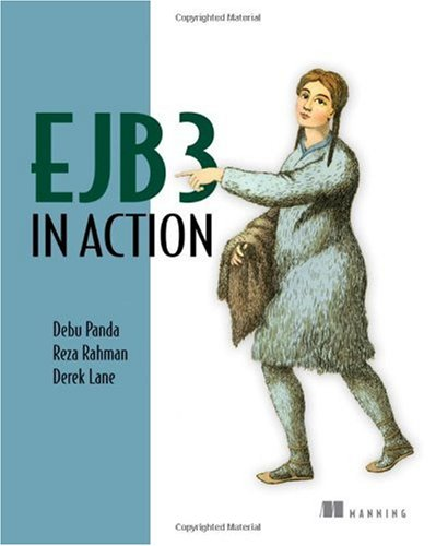EJB 3 in Action   2007 9781933988344 Front Cover