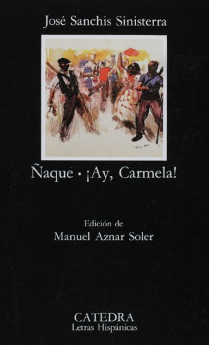Naque, ay, Carmela: 1st 2004 edition cover