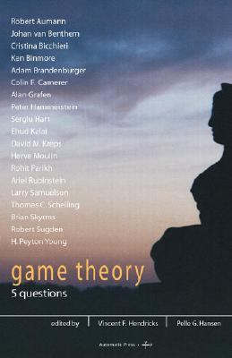 Game Theory : 5 Questions  2007 edition cover