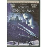 Edward Scissorhands [DVD] Full Screen 10th Anniversary Edition System.Collections.Generic.List`1[System.String] artwork