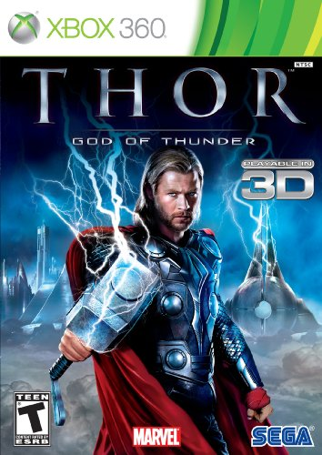 Thor: God of Thunder - Xbox 360 Xbox 360 artwork