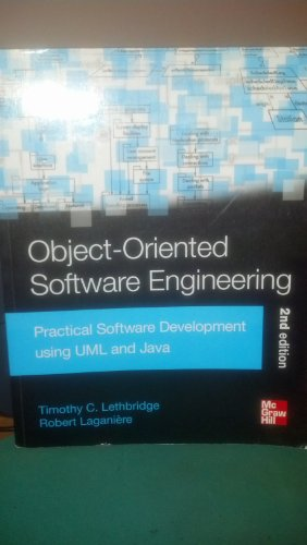 Object-Oriented Software Engineering  2nd 2004 edition cover