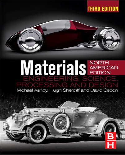 Materials Engineering, Science, Processing and Design 3rd 2014 edition cover