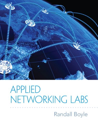 Applied Networking Labs   2011 edition cover