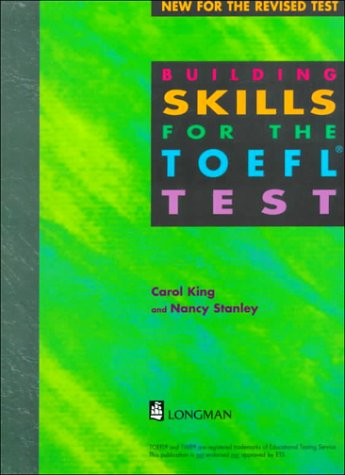 Building Skills for the TOEFL Test  2nd 1996 (Revised) edition cover