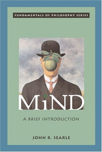 Mind A Brief Introduction  2004 (Reprint) edition cover