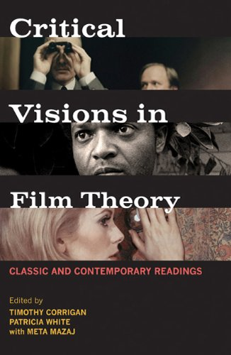 Critical Visions in Film Theory   2011 edition cover